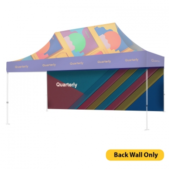 DisplayRabbit - Event Tent 15'x10′ – Back Wall Only