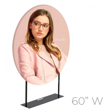 DisplayRabbit - The Modern – Orbital Stand – 60″ Single