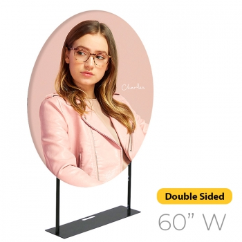 DisplayRabbit - The Modern – Orbital Stand – 60″ Double