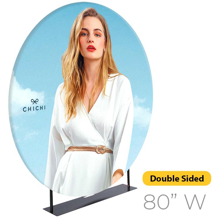 DisplayRabbit - The Modern – Orbital Stand – 84″ Double