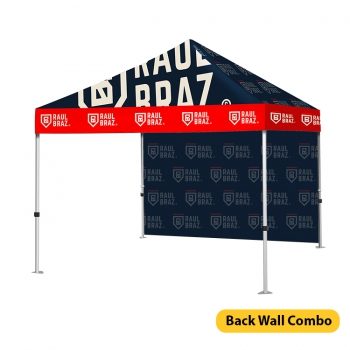 DisplayRabbit - Event Tent 10'x10′ – BackWall Combo